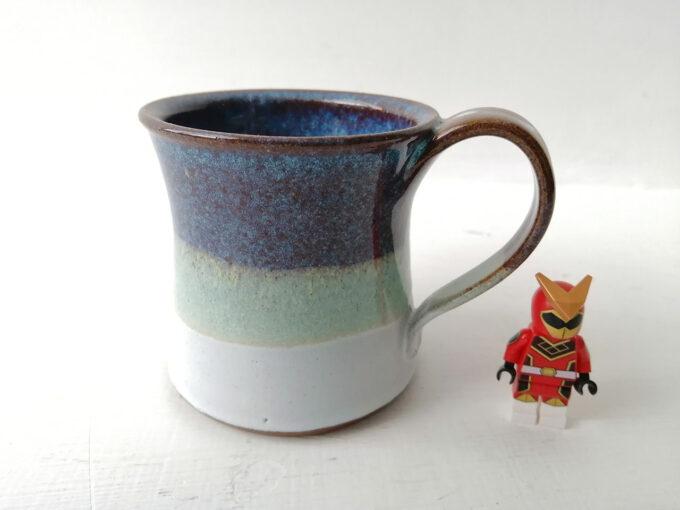 small ceramic coffee mug