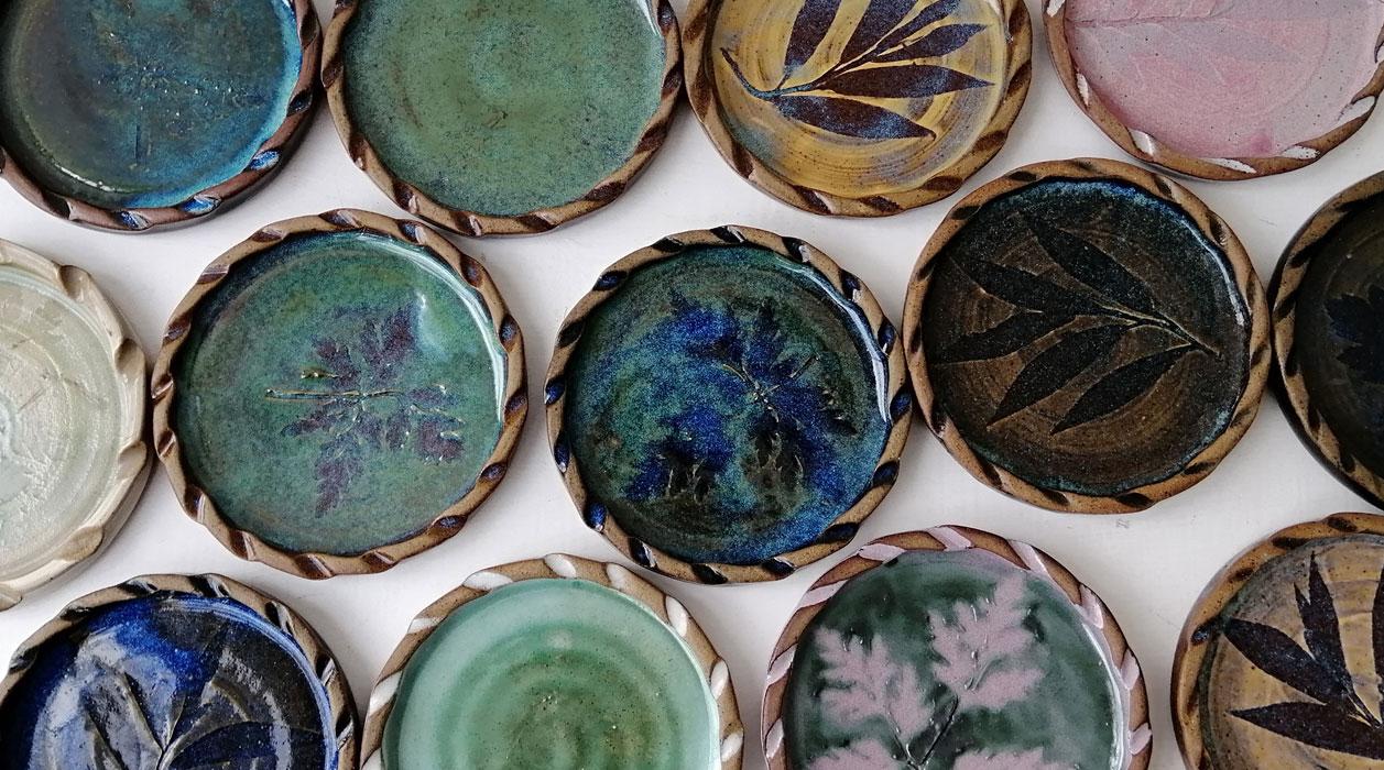 Lichen Ceramics Glaze