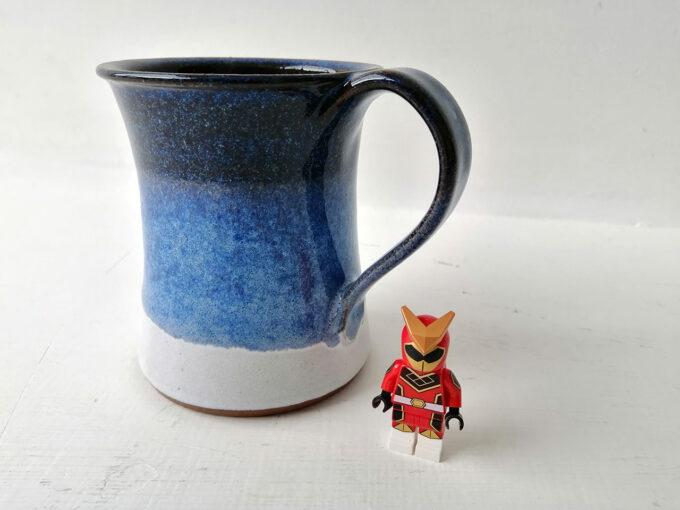 Blue Tea Mug