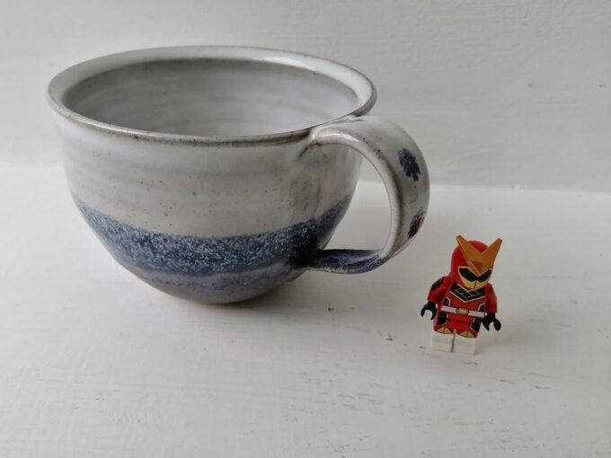 cappuccino ceramic mug-heather