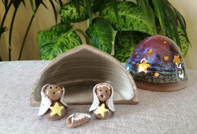 Ceramic Crib